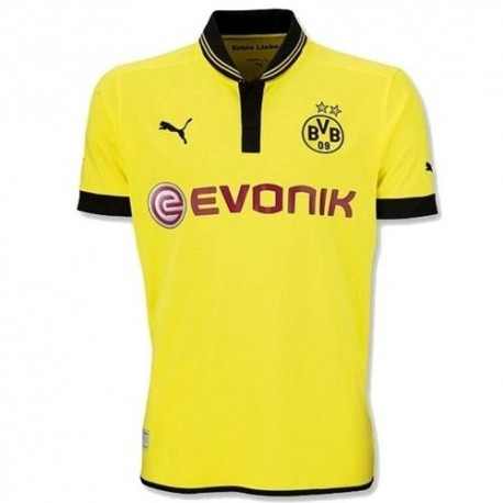 Soccer Jersey Borussia Dortmund Home 2012/13 Pumas