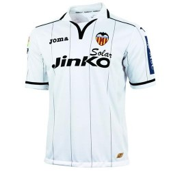 Valencia CF Football Jersey Home 2012/13 Joma