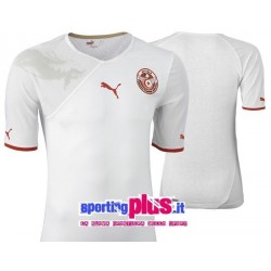 National Football shirt 2009/11 Tunisia by Puma World Cup