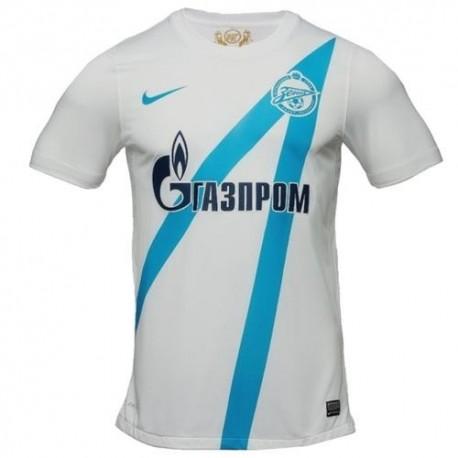 Zenit San Petersburgo camiseta Nike Away 2012/13