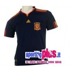 Spain's National Soccer Jersey Away 2009/10 by Adidas World Cup