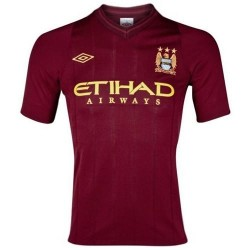 Camiseta Manchester City Away Adidas 2012/13