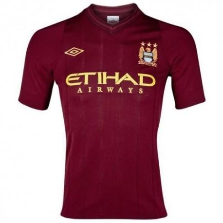 Manchester City football shirt Away Umbro 2012/13