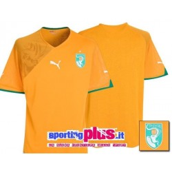 National Soccer Jersey Cte marfil 2009/11 por copa del mundo de Puma
