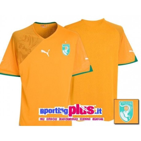 National Soccer Jersey Cte d ' Ivoire 2009/11 von Puma World Cup