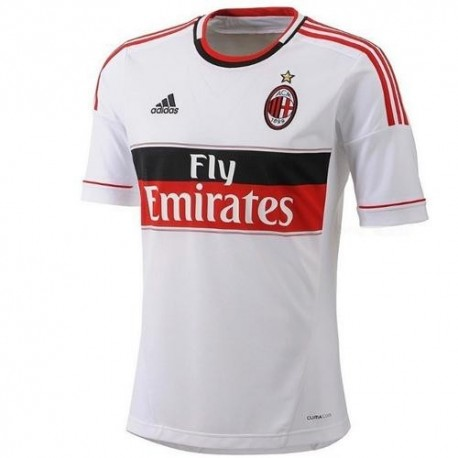 Maglia Calcio Ac Milan 2012/2013 Away (Trasferta) Adidas