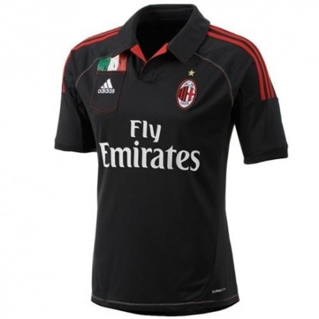Adidas (3) tercer Jersey 2012/2013 de fútbol AC Milan