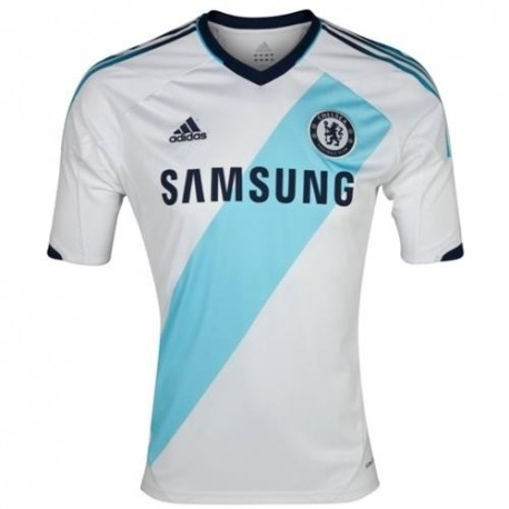 Chelsea FC Soccer Jersey 2012/13 Away Adidas