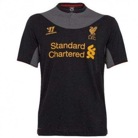 Liverpool Fc Soccer Jersey Away 2012/2013-Warrior