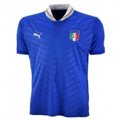 Italy National Soccer Jersey Home 2012/2013-Puma