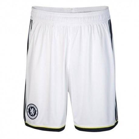 Chelsea tercera shorts cortos 2011/12 jugador cuestión de raza-Adidas
