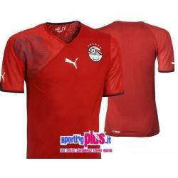 Maglia Nazionale Calcio Egitto 09/11 Home by Puma