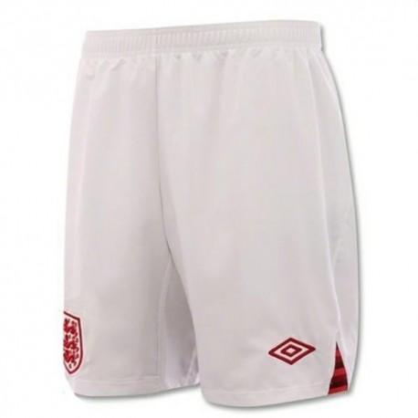National England Home shorts shorts 2012/13-Umbro