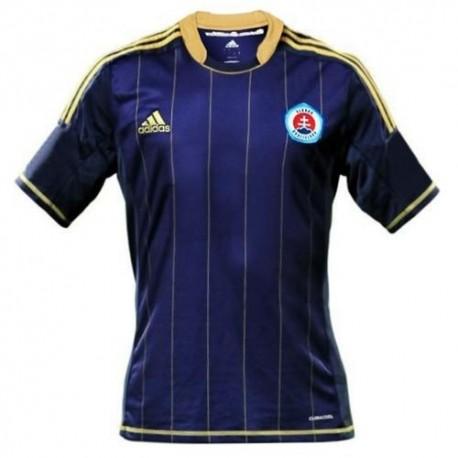 Fútbol Jersey Slovan Bratislava 2012/13-Adidas Away