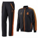 Tuta da rappresentanza Real Madrid CF 2013/14 UCL - Adidas