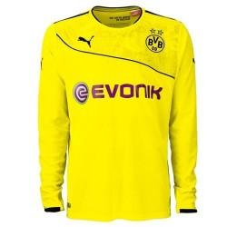 BVB Borussia Dortmund Jersey Navidad versión 2013/14 manga larga camisa-Puma