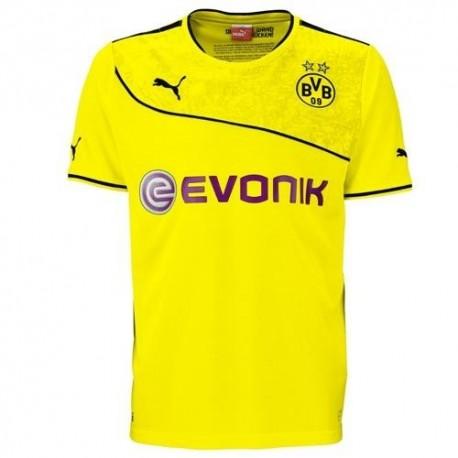 Maglia BVB Borussia Dortmund Christmas versione Natale 2013/14 - Puma