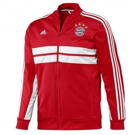 Representative jacket pre-race 2013/2014 Bayern Munich-Adidas
