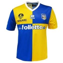 Fußball-Parma Trikot hundertjährige Weg 2013/14-Errea