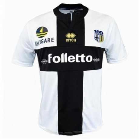 Football Parma Jersey Centenary Home 2013/14-Errea