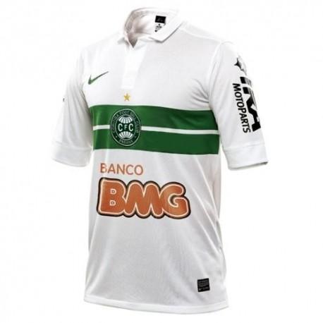 Soccer Jersey by Coritiba (Brazil) «2012/13 Lincoln 10-Nike