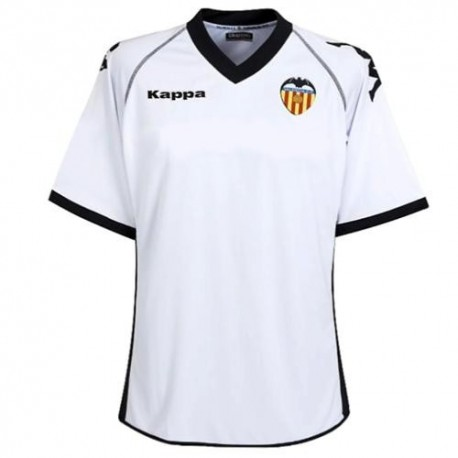 Maglia Valencia CF Home 2010/11 Player Issue da gara - Kappa