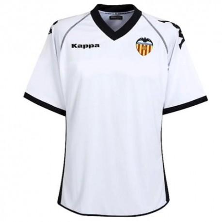 Maglia Valencia CF Home 2010/11 Player Issue da gara - Kappa
