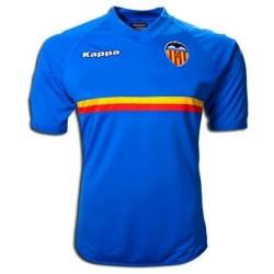Valencia CF tercera camiseta 2010/11 jugador número - Kappa