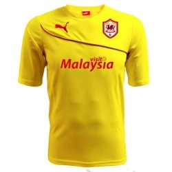 Cardiff City Fußball Trikot Away 2013/14-Puma