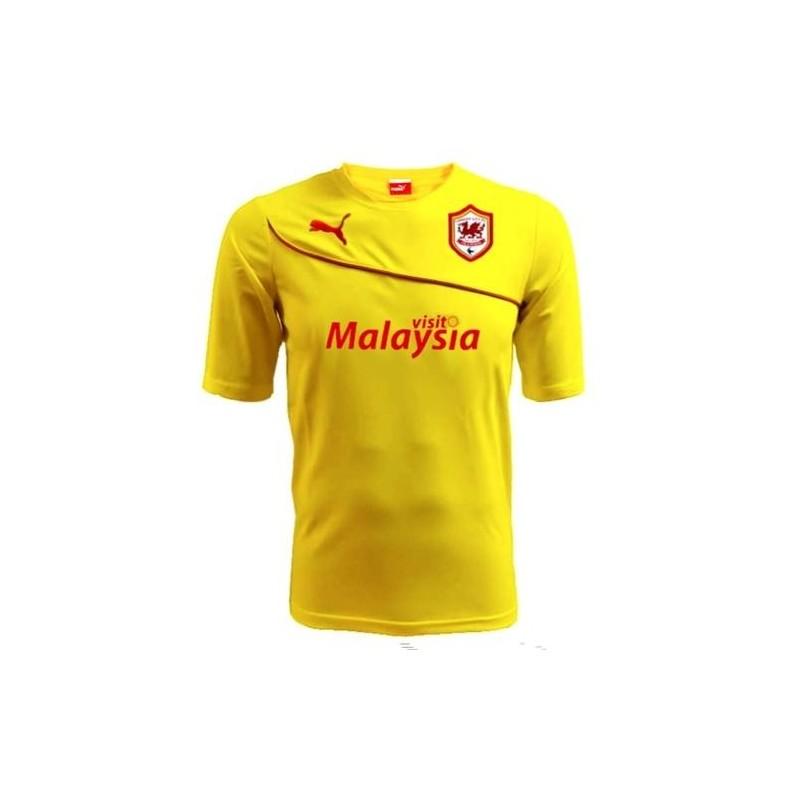 Cardiff City Trikot