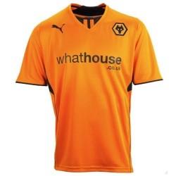 Maglia Wolverhampton Wanderers Home 2013/14 - Puma