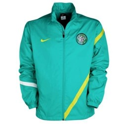 Celtic Glasgow representation jacket 2012 Player Issue-Nike
