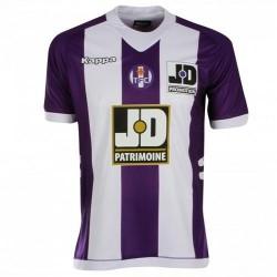 Fußball Fußball Trikot FC Toulouse (Toulouse) 2012/13-Startseite-Kappa