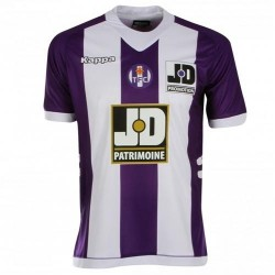 Fútbol Soccer Jersey FC Toulouse (Toulouse) 2012/13 Inicio-Kappa