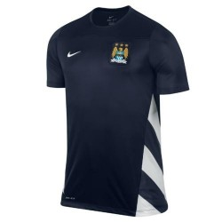 Pre-match training Jersey Manchester City 2013/14 UCL-Nike