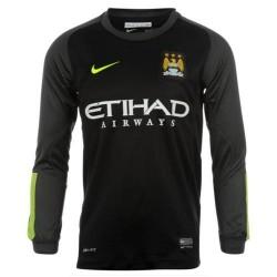 Manchester City entfernt Torwart Trikot 2013/14-Nike