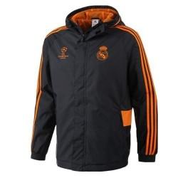 Real Madrid CF All Weather Rain Jacket 2013/14 Champions League Adidas
