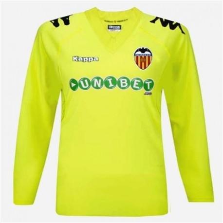 Torwart Fußball Trikot 2010/11 Valencia CF-Kappa