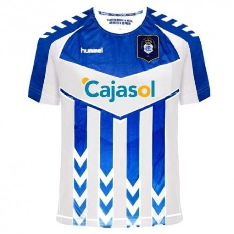 Maglia calcio Recreativo Huelva Home 2012/13 - Hummel