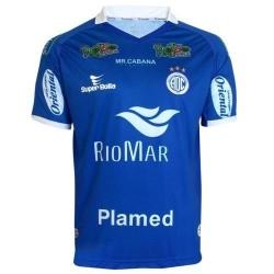 Fútbol Jersey Confiana (Brasil) 2013-Super burbuja Home