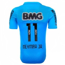 Maglia Santos Centenario Third 2012 Neymar Jr. 11 Player Issue - Nike