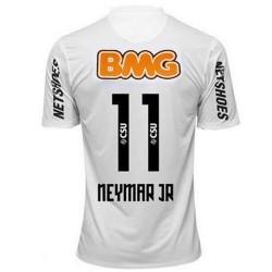 Santos Jersey Centenary Home 2012 Neymar Jr. 11 Player Issue-Nike