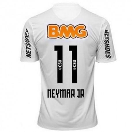 Maglia Santos Centenario Home 2012 Neymar Jr. 11 Player Issue - Nike