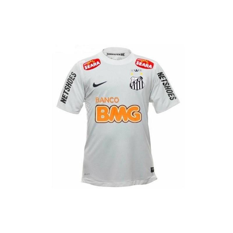d4d15c36d Santos Jersey Centenary Home 2012 Neymar Jr. 11 Player Issue-Nike ...