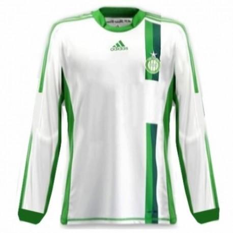 AXIS Shirt Saint Etienne Away 2012/13 Player Issue lange Ärmel-Adidas