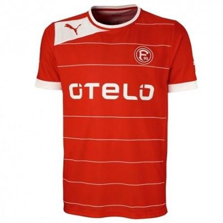 Fortuna Dusseldorf Soccer Jersey Home 2012/13-Puma
