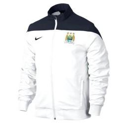 Giacca rappresentanza Manchester City 2013/14 bianco/blu - Nike