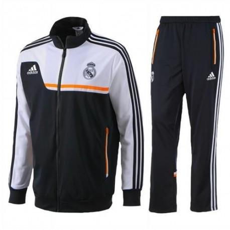 Traje de representación/entrenamiento Real Madrid CF 2013/14-Adidas