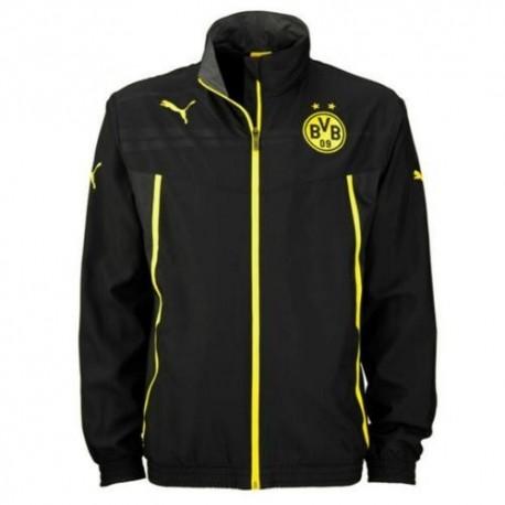 Representación de BVB Borussia Dortmund chaqueta 2013/14-Puma