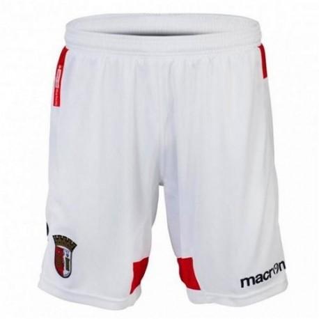 Shorts shorts Sporting Braga 2011/12 Home-Macron